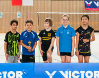 25.-27.05.2018 Gruppenpokal U11+U12 des Deutschen Badmintonverbands in Maintal